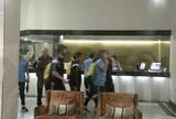 Com forte segurança e sem protesto, Palmeiras chega ao hotel em Curitiba