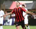 Artilharia em baixa: goleadores do Atlético-PR vivem jejum de gols