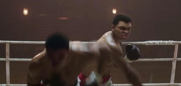 Muhammad Ali em comercial da Porsche (Foto: Reprodução)