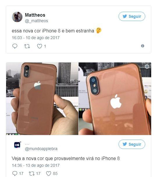 Iphone 8 (Foto: Reprodução)