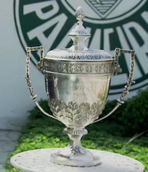 Taça Copa Rio 1951; Palmeiras (Foto: Reprodução SporTV)