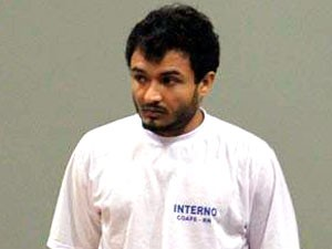 Ildenismar Lopes de Araújo, de 22 anos, conseguiu escapar (Foto: César Alves)