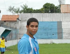 Endy, meio-campo em testes no Remo (Foto: Ary Souza/O Liberal)