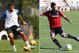 Irmãos, laterais de Santos e Bota-SP duelam na quinta rodada do Paulistão