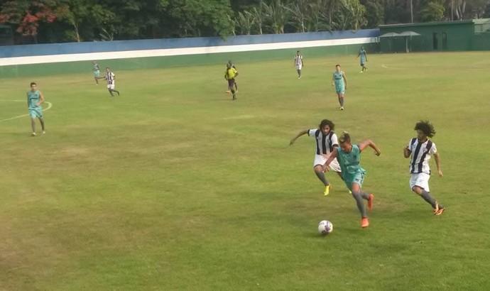 Voltaço ainda fará mais dois jogos-treinos antes do Carioca (Foto: Igor Bravo/Fair Play Assessoria)