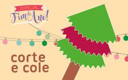 [Fim de Ano] Árvore de Natal de Papel