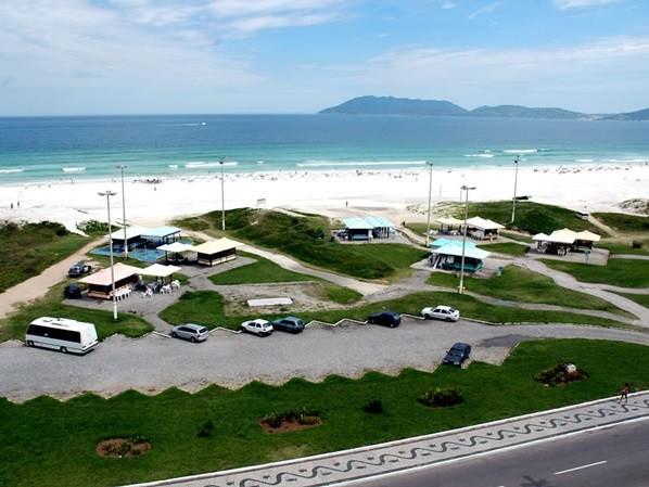 Orla da Praia do Forte será reconstruída. (Foto: SecTur)