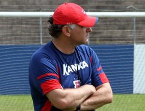 Toninho Cecílio, técnico do Paraná Clube (Foto: Divulgação/site oficial do Paraná Clube)