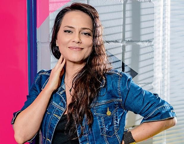 Vivianne Pasmanter (Foto: Fabio Cordeiro/Ed. Globo)