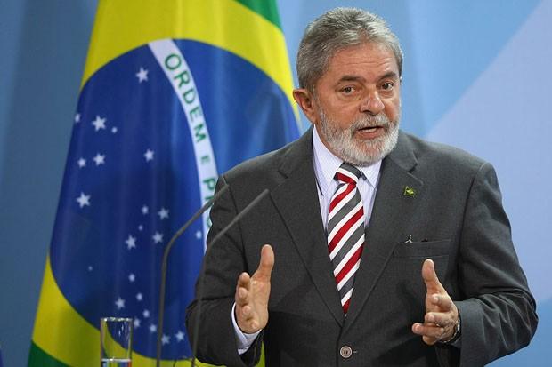 Lula (Foto: Sean Gallup/Getty Images)