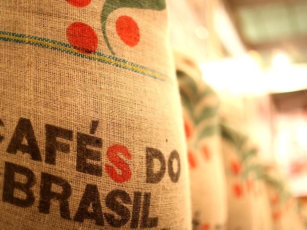 Exportação de café no ES atinge US$ 505,8 milhões (Foto: Léo Junior/ Seag)