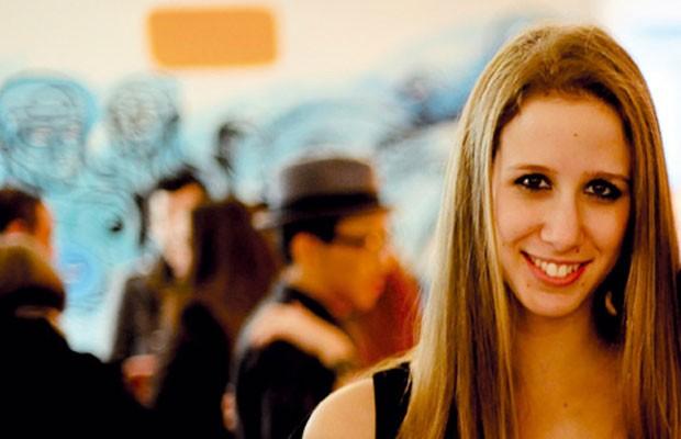 Gina Gotthilf, diretora do Duolingo, miaor aplicativo gratuito de educação do mundo. (Foto: Divulgação/Duolingo)