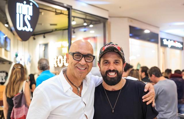 Raphael e Tico Sahyon  (Foto: Divulgação)