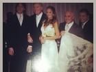 Relembre momentos do casamento de Ticiane Pinheiro e Roberto Justus