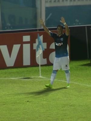 Londrina gol Jonatas Belusso