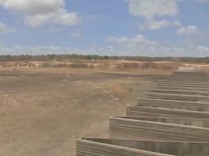 Seca no Ceará completa dois anos e atinge 96% dos municípios (Foto: TV Verdes Mares/Reprodução)
