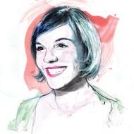 Giulia Lanzuolo (Foto: Editora Globo)