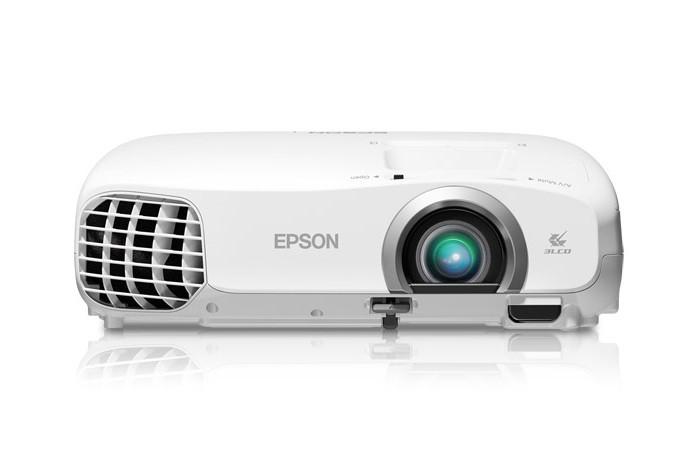 Modelo tem compatibilidade com reprodução de vídeos em 3D (Foto: Divulgação/Epson)