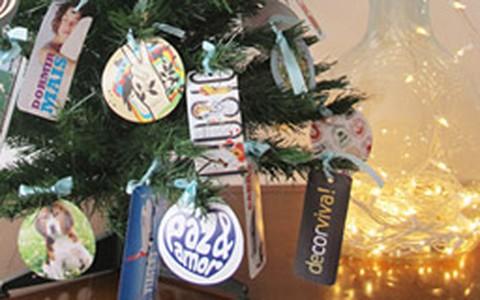 Faça você mesmo sua árvore de Natal dos sonhos