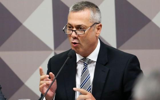 O novo advogado-geral da União Fábio Medina (Foto: Marcelo Camargo/ Agência Brasil)