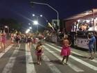 Noite de desfiles para blocos e escolas no Carnaval em Joinville