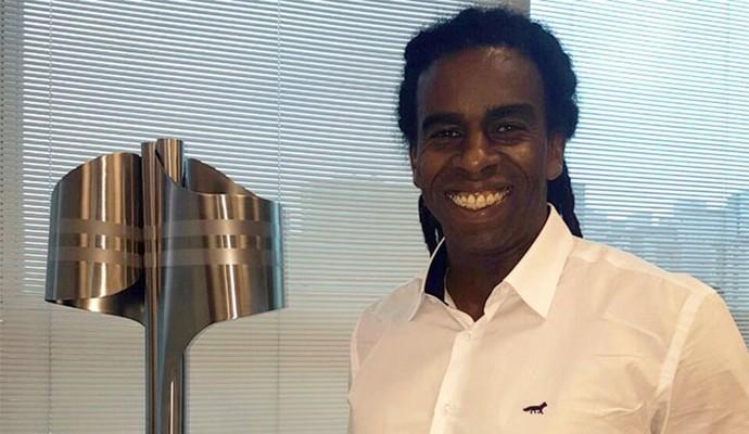 Tinga, gerente de futebol do Cruzeiro (Foto: Divulgação/ Cruzeiro)