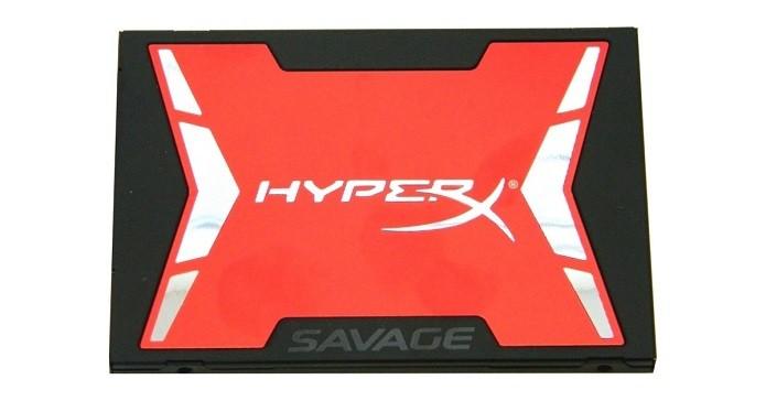 SSD Kingston HiperX Savage de 120 GB (Foto: Divulgação/Kingston)