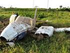 'Investigação está em andamento', diz FAB sobre avião que caiu no Acre