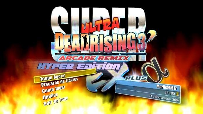 Dead Rising 3: como destravar novas roupas para o modo Arcade Remix (Foto: Reprodução/Murilo Molina)