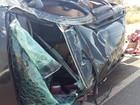 Motorista perde controle do carro e passageiro morre na BR-452 em MG