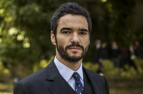 Caio Blat (Foto: Paulo Belote/ TV Globo)