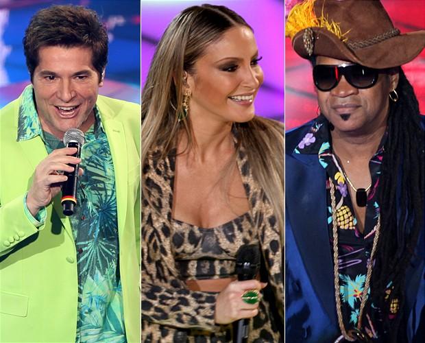 Técnicos dividem sucesso do programa com o público (Foto: The Voice Brasil/ TV Globo)