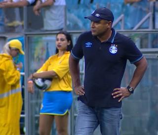 Roger Grêmio Gauchão (Foto: Reprodução/RBS TV)
