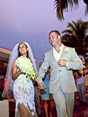Casamento Cancún (Foto: Nizo Gomide )