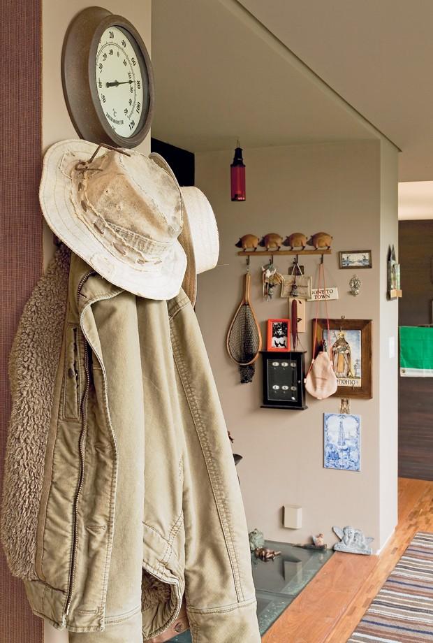 coleção-na-parede-organização (Foto: Casa e Jardim)