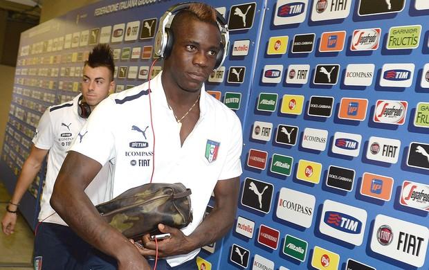 Balotelli seleção da Itália (Foto: Getty Images)