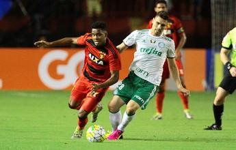 Contra o Palmeiras, Sport  tenta se afastar da zona de rebaixamento