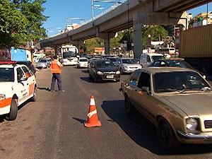 acidente (Foto: Imagem/TV Bahia)