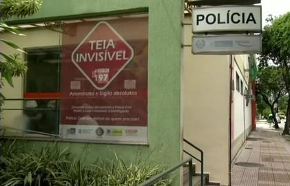 Funcionários de delegacias do Sul do Rio aderem à paralisação estadual (Reprodução/TV Rio Sul)