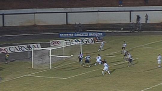 Botafogo levou a melhor no último duelo contra o Rio Branco-ES. Assista!