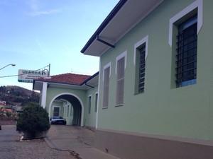 Cirurgia foi feita na Santa Casa de Cunha. (Foto: Arthur Costa/ TV Vanguarda)