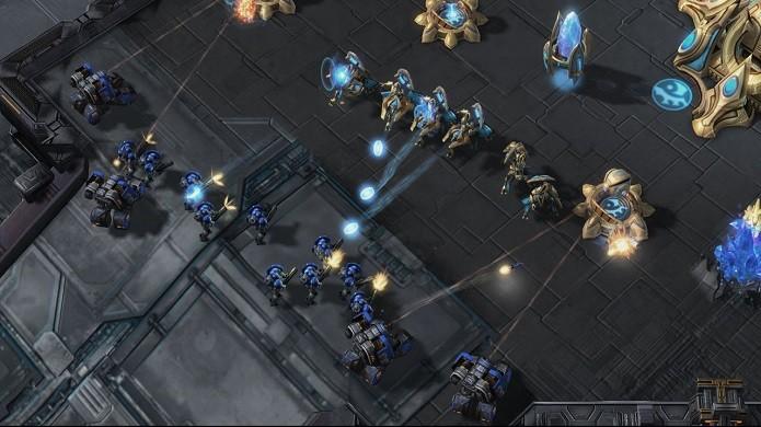 A expansão apresenta unidades inéditas e acrescenta novas modalidades de jogo (Foto: Divulgação/Blizzard)