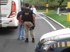 Foragido da Justiça da Bahia por latrocínio é preso em Piraí, RJ
