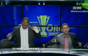 Em protesto, TV do Panamá se recusa a transmitir final da Copa Ouro. Assista!