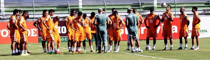 Treino do Fluminense nas Laranjeiras (Foto: Mailson Santana / Fluminense FC)