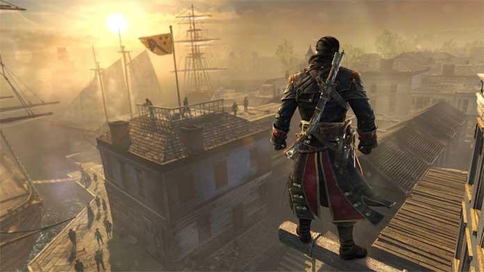 Assassins Creed Rogue (Foto: Divulgação/Ubisoft)