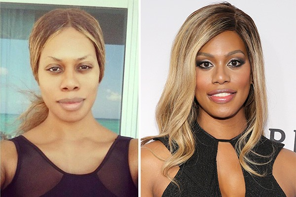 Laverne Cox (Foto: Instagram e Getty Images)
