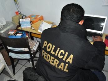 Operação foi deflagrada a partir de investigações sobre três inquéritos policiais originados em 2012 (Foto: Divulgação / PF)