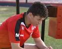 Mesmo em baixa, Júnior Viçosa fica no Atlético-GO, garante Adson Batista