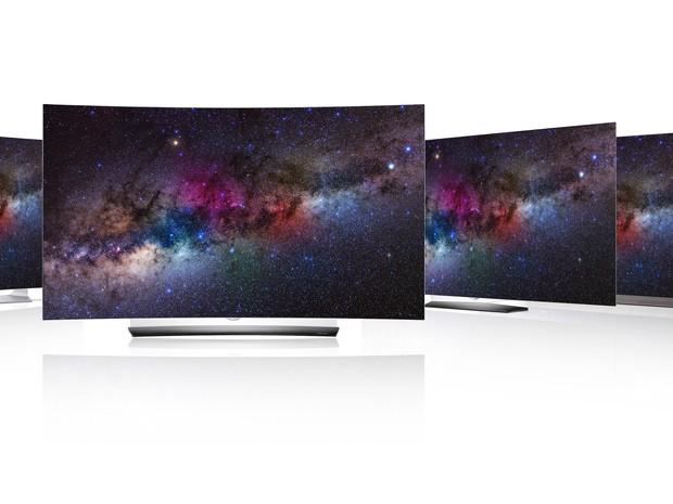 TVs G6 da LG (Foto: Divulgação)